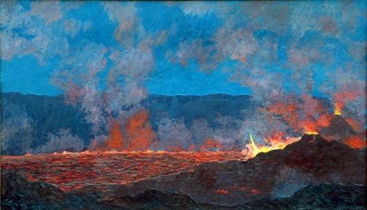Nascent Lava