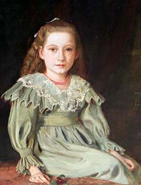Louisa At Ten