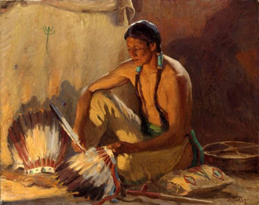The War Bonnet Maker