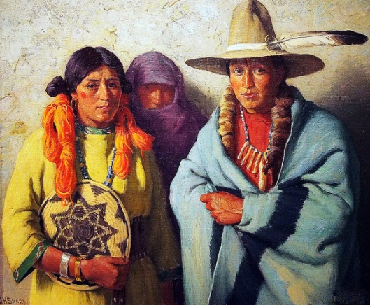 Three Indians