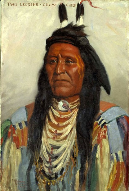 Two Leggins, Crow Chief