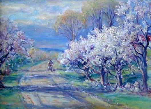 A Spring Ride
