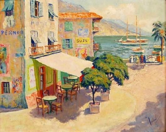 Cafe de la Marina