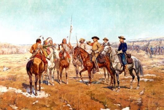 Custer's Demands
