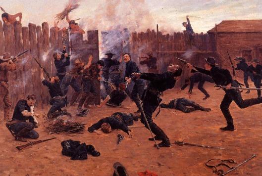 Defending The Stockade