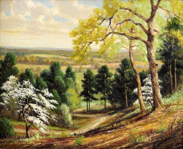 River Oaks Texas >> NABINGER Dollie S.   AMERICAN GALLERY - 20th Century