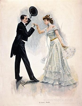 Minuet Dance