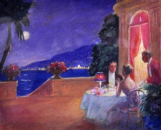 On The Veranda, Monte Carlo