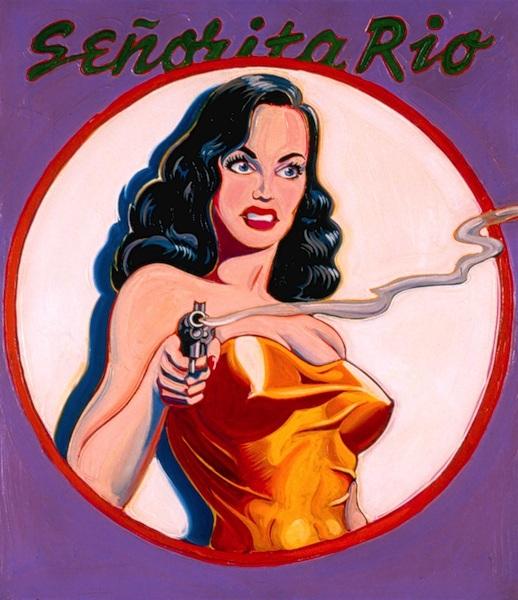 Senorita Rio - The Queen Of Spies