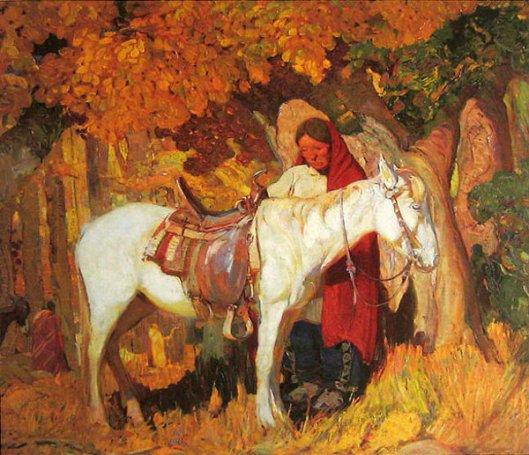Autumn Days - Autumn In Indian Country