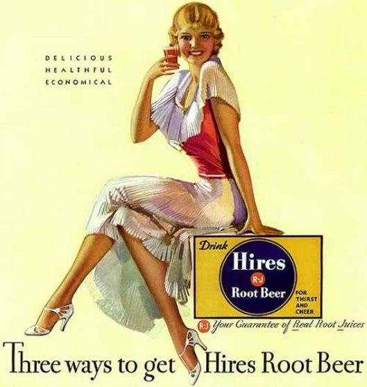 Hires Root Beer