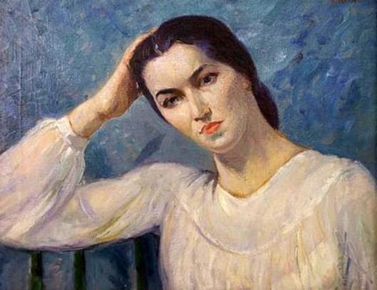 A Rockport Lady