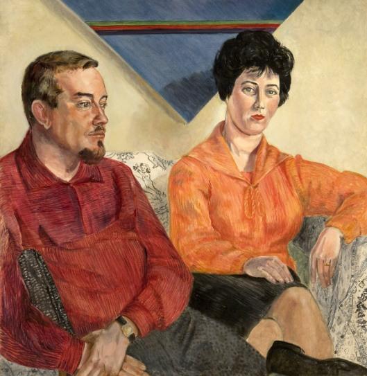 John Plumb And Joan