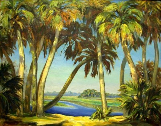 Myakka River, Florida - Sunny Myakka