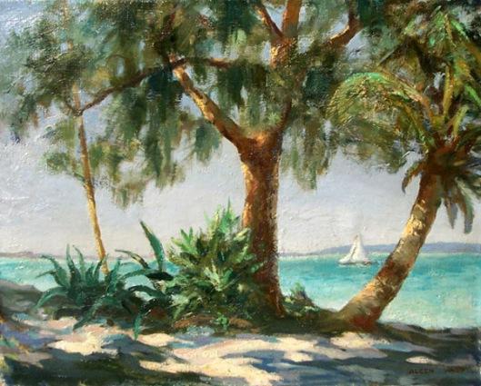 Sarasota Beach Scene