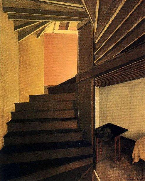 Staircase, Doylestown