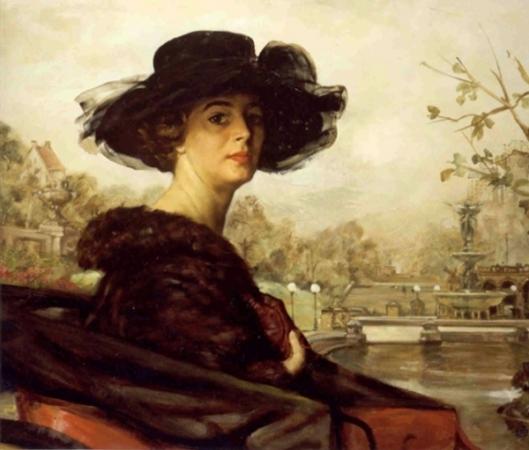 Doris In Hansom Cab