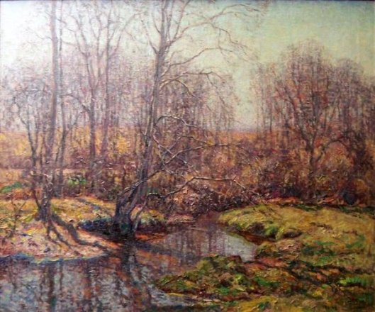 Fall, Eight Mile River