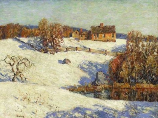 Homestead, Winter