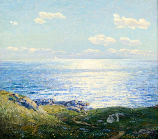 The Picnic, Monhegan