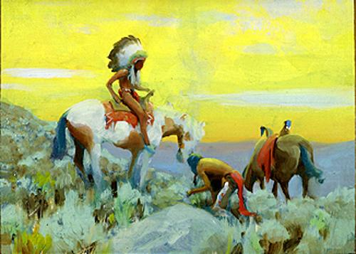 Lightning The Signal Fire, Sioux