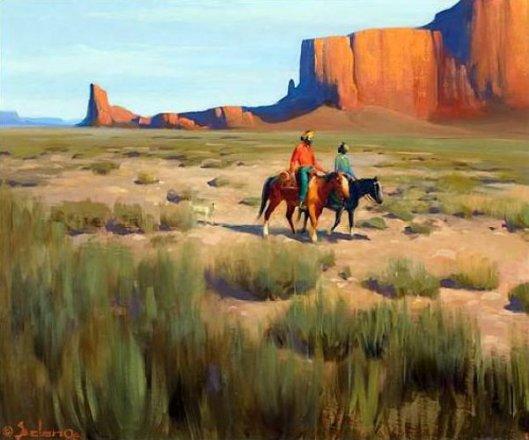Navajo Country
