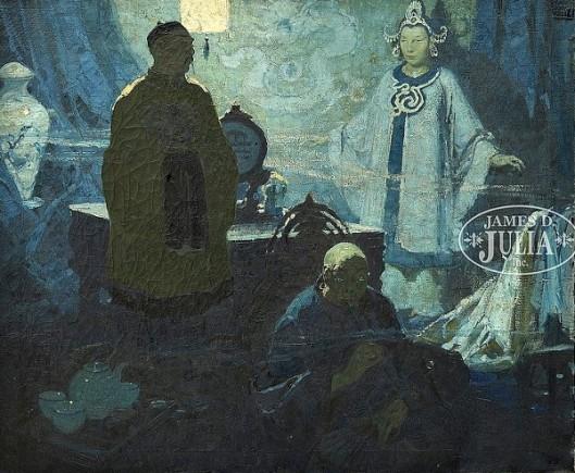 The Opium Den