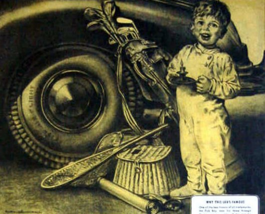 Fisk Tires ad