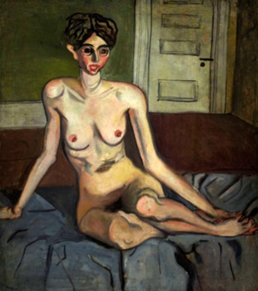 Rhoda Myers Nude