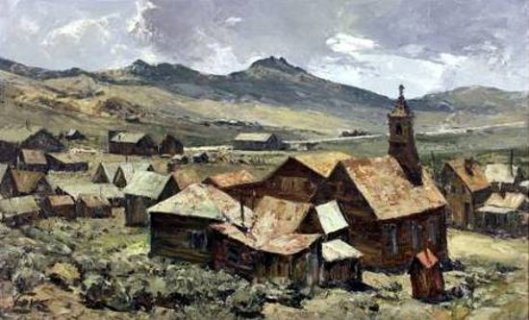 California Mining Town