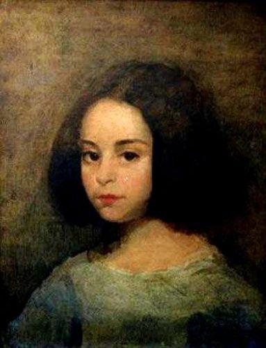 Infanta (after Velasquez)