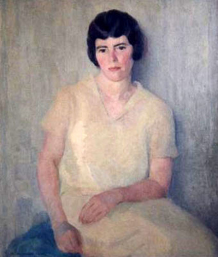 Reverie - The Artist's Sister, Florence