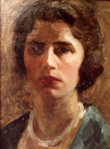 Self Portrait, 1945