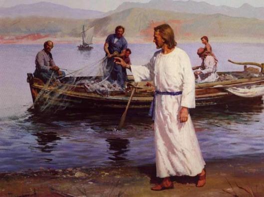 Calling Of The Fishermen