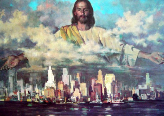 Christ Of The City