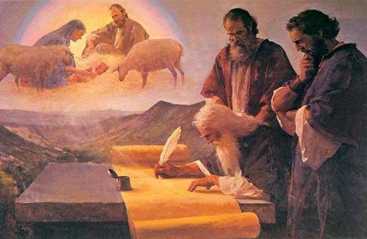 Isaiah Prophesies The Christ
