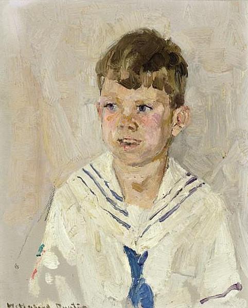 Ivan H. Dunton (The Artist's Son)