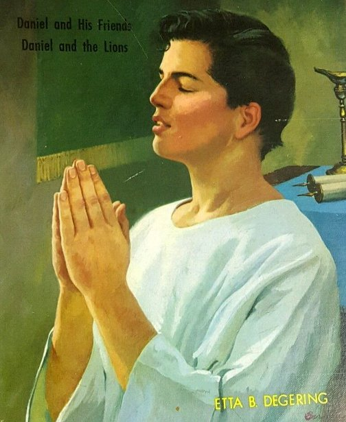 My Bible Friends - The Story Of Daniel