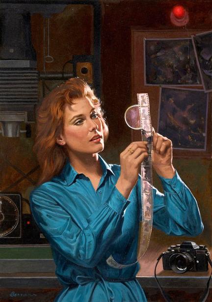 Nancy Drew - The Clue In The Camera