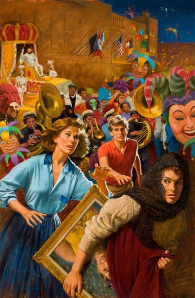 Nancy Drew - The Mardi Gras