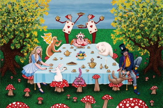 High Tea - Queen's Table