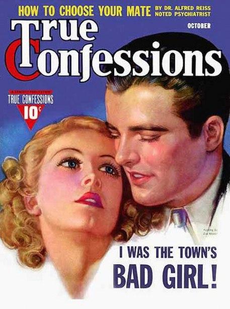True Confessions cover