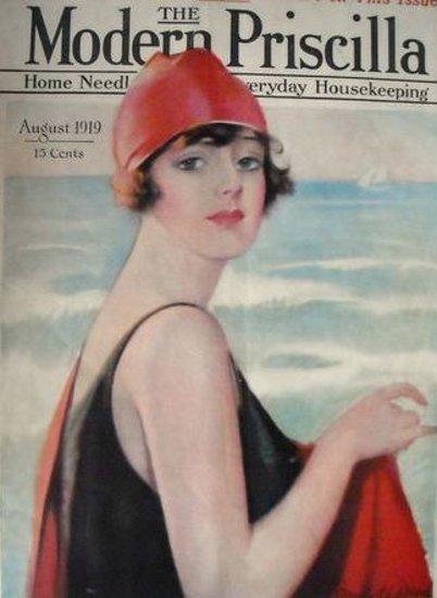Modern Priscilla cover