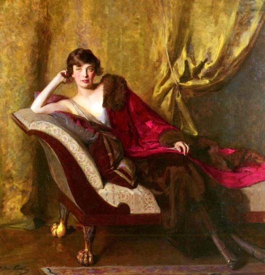 Countess Katalin Mihaly Karolyi