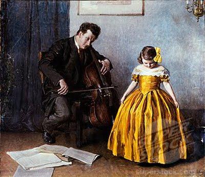 Her First Recital