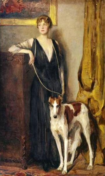Kitty von Rothschild, Wife Of Baron Eugen Rotschild