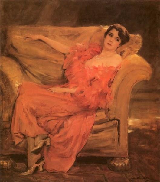 Luise Eisner, later Princess Odescalchi