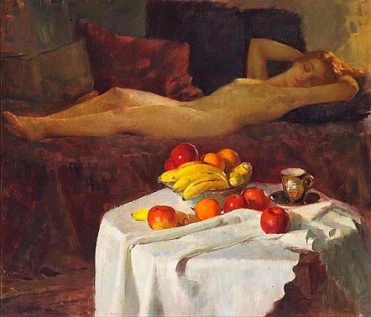 Sleep - Nude And Still Life