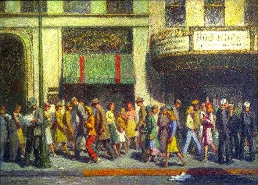 Warner Theatre, Hollywood Boulevard