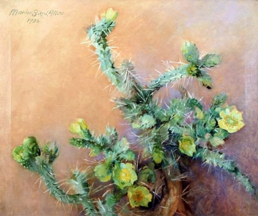 California Western - Cactus Still Life